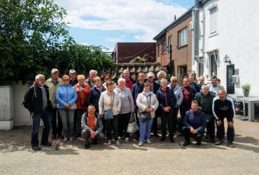 Daguitstap Cannerberg en Maastricht