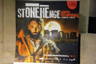 Bezoek tentoonstelling Stonehenge