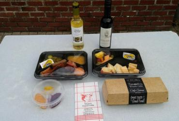 Kaas/wijn en breugelfestijn